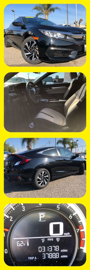 2017 HONDA CIVIC LX COUPE for Sale in Fresno, CA