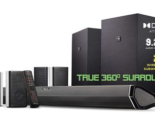 Nakamichi Shockwafe Ultra 9.2.4 Channel 1000W Dolby Atoms for Sale in Layton,  UT