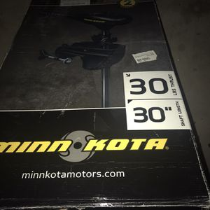 Min Kota Trolling Motor for Sale in Lytle, TX