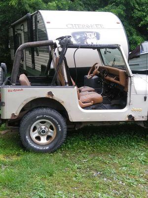 Jeep Wrangler Rio grande 1995 for Sale in Jacksonville, OH