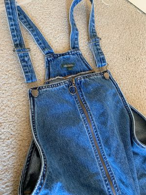Jean dress overalls for Sale in Mission Viejo, CA