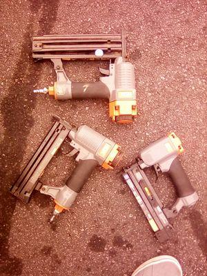 A set of nail guns for Sale in Atlanta, GA
