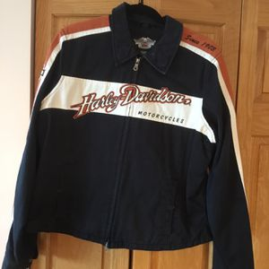 Women's Harley Davidson jacket size XL for Sale in Chicago, IL