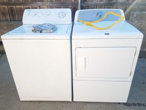 Kenmore washer and maytag gas dryer for Sale in Vista, CA