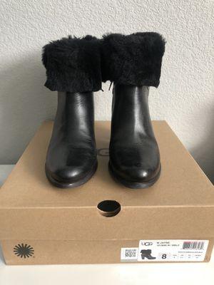Ugg Jayne Black Heel Boots for Sale in Brentwood, CA