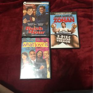 Disc Movies for Sale in Fontana, CA