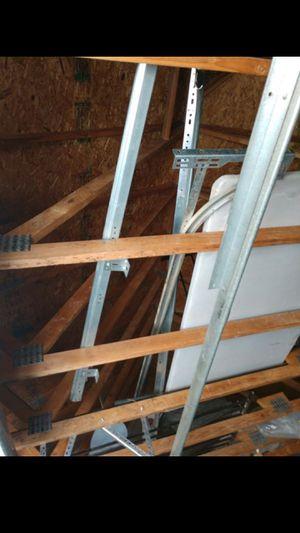 Garage door tracks for Sale in Victorville, CA