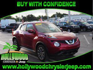 2017 Nissan JUKE for Sale in Hollywood, FL