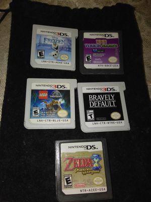 Nintendo 3ds and DS games for Sale in Lithonia, GA