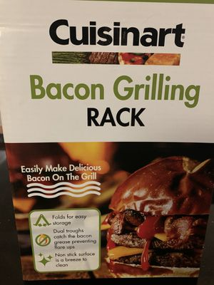 Bacon Grilling Rack for Sale in Charlotte, NC