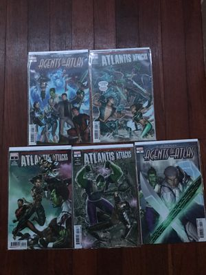 Marvel Comics Agents of Atlas for Sale in Richmond, CA