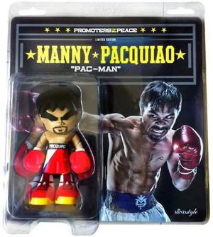 Manny Pacquiao 7 inch vinyl figure by MINDstyle for Sale in Missouri City, TX