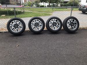 **BRAND NEW** Tundra Wheels and Tires 275/55R20 for Sale in Wernersville, PA