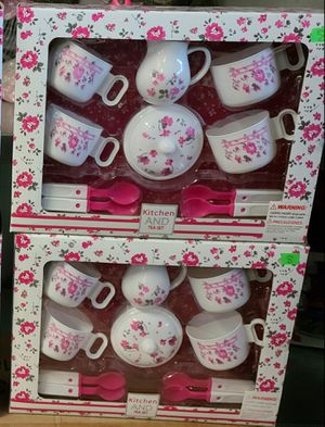 New tea toy set $6 each for Sale in Riverside, CA