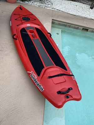 Sun Dolphin Seaquest 10-Foot Stand Up Paddleboard for Sale in Tampa, FL