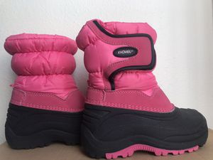 Girls snow boots, 12us for Sale in Englewood, CO