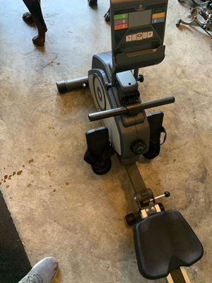 Marcy Pro Rowing Machine for Sale in League City, TX