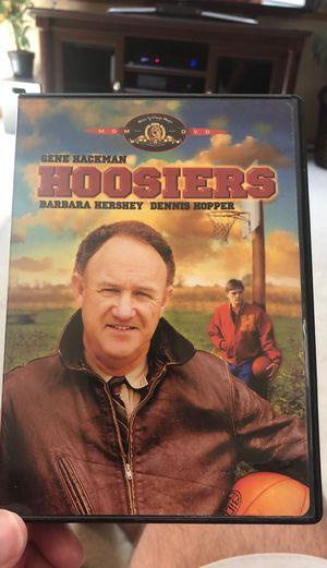 Hoosiers DVD for Sale in Yorktown, VA