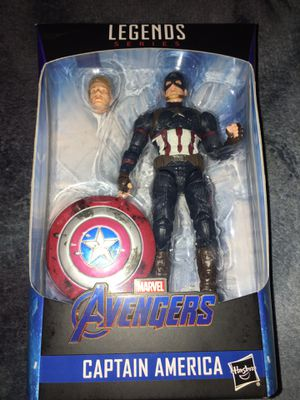 Marvel legends Captain America Walmart Thor hammer exclusive for Sale in Bristol, IL