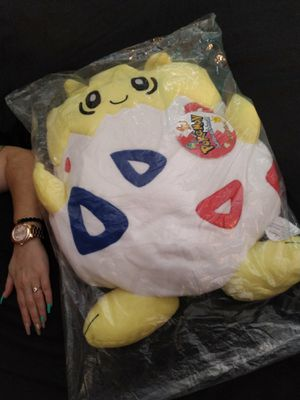 "24"" Pokemon ""Togepi"" Cuddle Pillow for Sale in Wausau, WI"