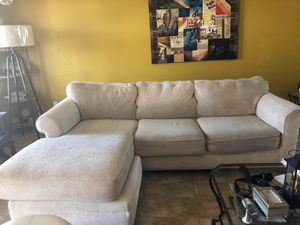 ThomasVille Reversible Chaste Sofa 3.5 years old, $400/best offer (Moving Sell) for Sale in Phoenix, AZ
