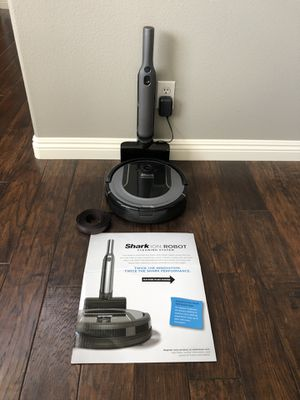 Shark ION Robot Vacuum Cleaning System S86 with Wi-Fi rv850wv for Sale in Aliso Viejo, CA