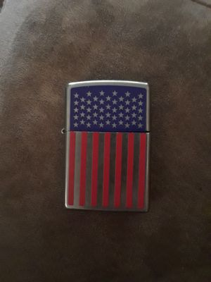 Zippo American Flag for Sale in Dundalk, MD