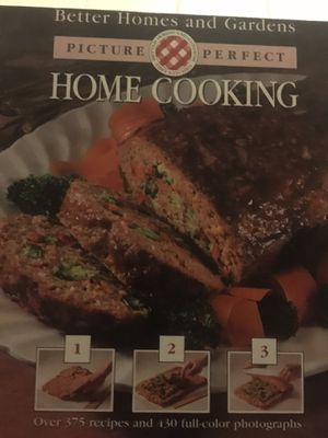 Hard Cover Book Home Cooking for Sale in Riverside, CA