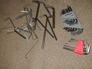 Allen wrenches for Sale in Clovis, CA