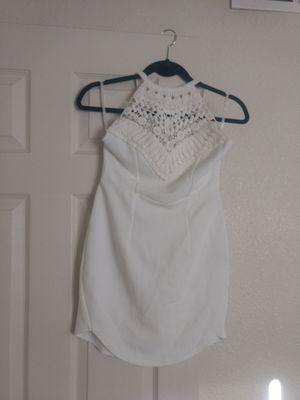 White dress for Sale in Grand Terrace, CA