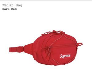 Supreme Waist Bag Dark Red (2020) for Sale in Queens, NY