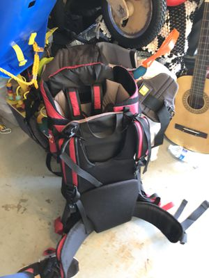 Hiking backpack baby carrier for Sale in Battle Ground, WA
