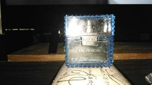 Versace cologne blue bottle 1.70 OZ 50 ML for Sale in Zanesville, OH