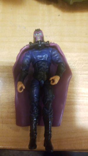 Magneeto action figure, Marvel, Xmen for Sale in Vancouver, WA