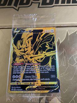 Pokémon Zacian V Gold SWSH076 for Sale in Stockton,  CA