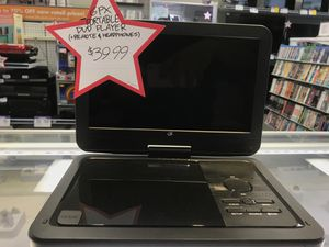 Gpx Portable DVD player for Sale in Chicago, IL