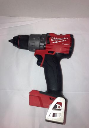 """Milwaukee M18 FUEL Cordless Brushless 1/2"""" Hammer drill /driver for Sale in Littlerock, CA"""