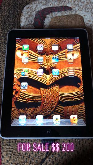 iPad nothing wrong with it Apple iPad for Sale in Winter Haven, FL