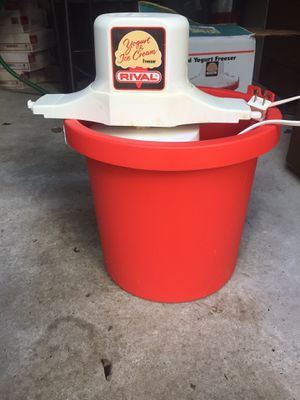 Rival ice cream maker for Sale in Millsboro, DE