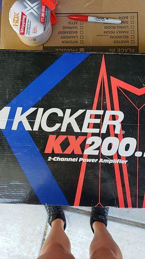 Amplifier for Sale in Los Banos, CA
