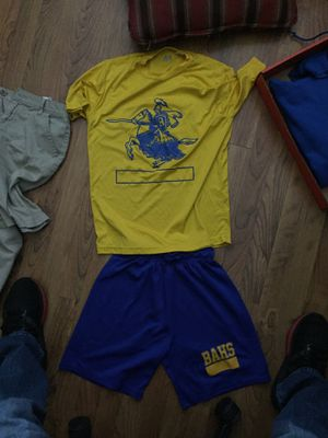 PE shorts and shirt for Sale in Pomona, CA