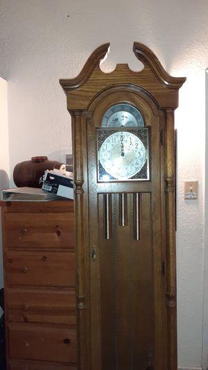 Ridgeway Grandfather clock for Sale in Corona, CA