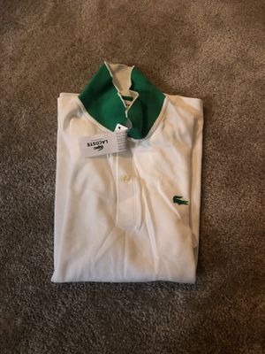 Lacoste polo shirt for Sale in Forest Heights, MD