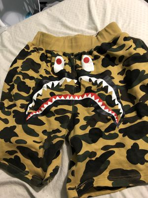 Bape shorts for Sale in Durham, NC