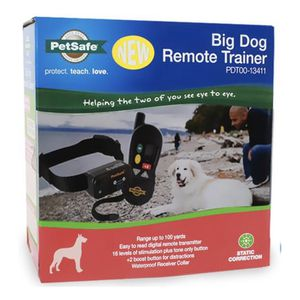 Pet safe Big Dog Remote Trainer (big Dogs Over 40lbs) for Sale in Nampa, ID