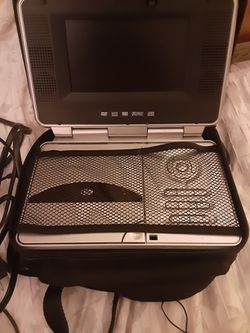 Portable DVD Player With 2 Screens for Sale in San Diego,  CA