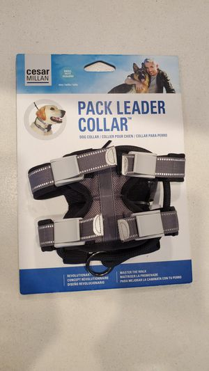 Cesar Millan Pack Leader Collar - Training Collar of The Dog Whisperer llusion Collar for Sale in Winchester, CA