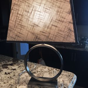 New modern lamp for Sale in Phoenix, AZ