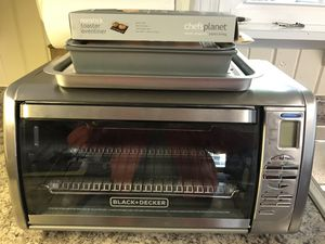 Black and Decker Digital Toaster/Convection Oven for Sale in Richmond, VA