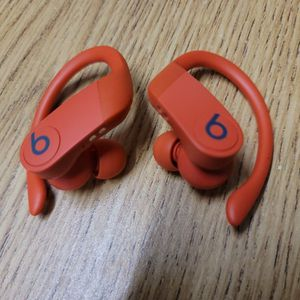 Apple Powerbeats Pro Red (Earbuds ONLY) for Sale in The Bronx, NY